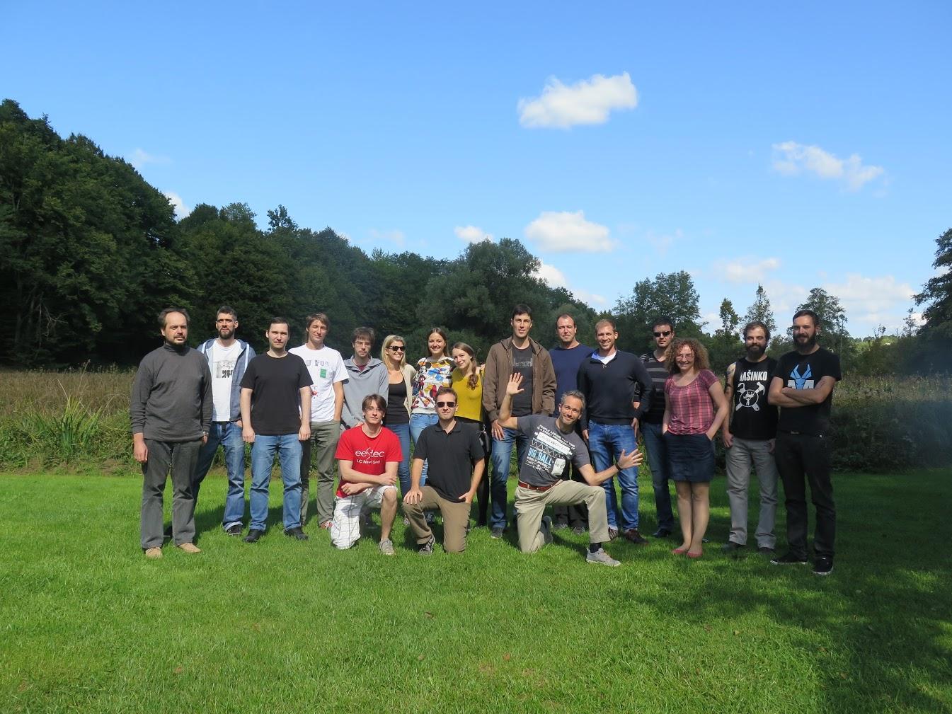 Visage Technologies team
