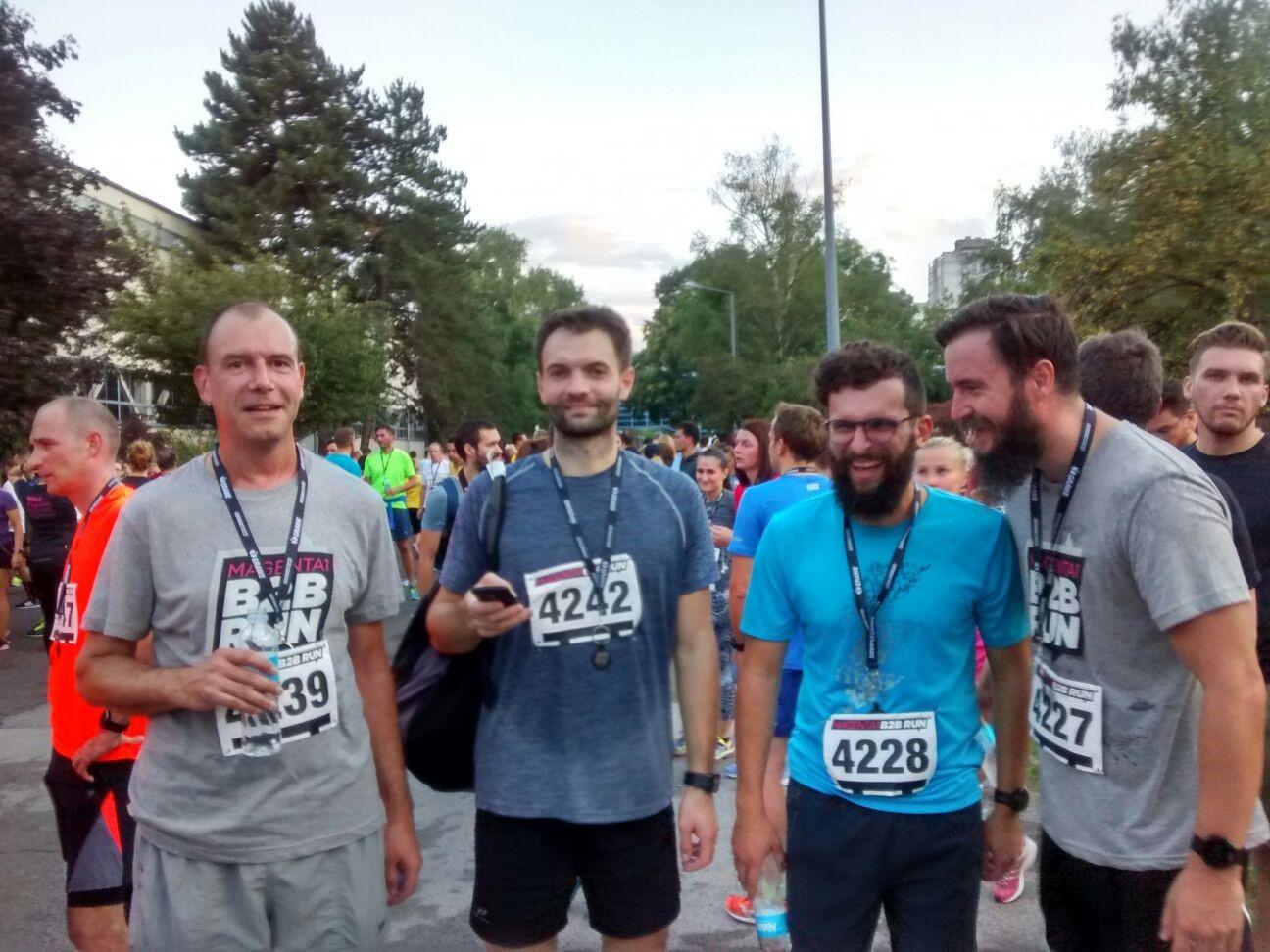 B2B Run 2017