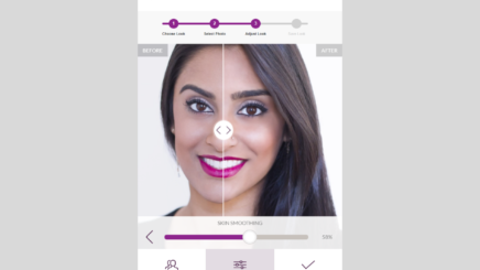 Juvéderm: Visualizing the results of facial cosmetic treatments