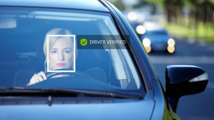 Face recognition in cars improves safety and convenience