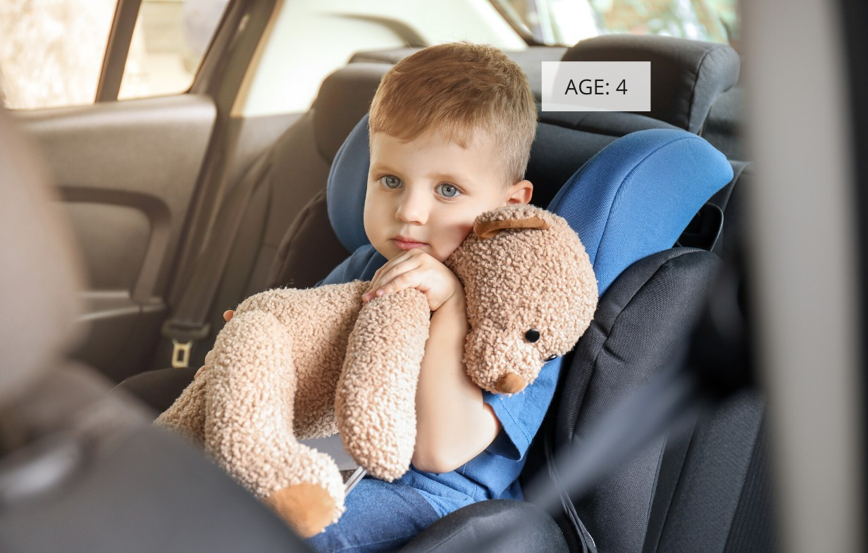 Child occupant protection