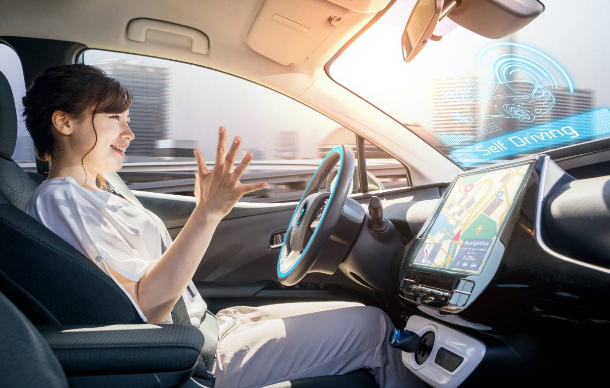 Artificial intelligence in cars